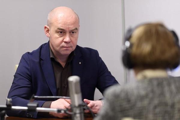 Сергій Надал назвав 5 ознак антиукраїнського реваншу