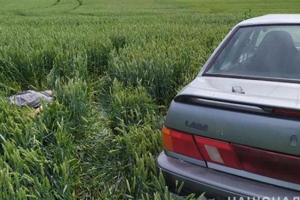 На Збаражчині смертельна ДТП – перекинулося таксі