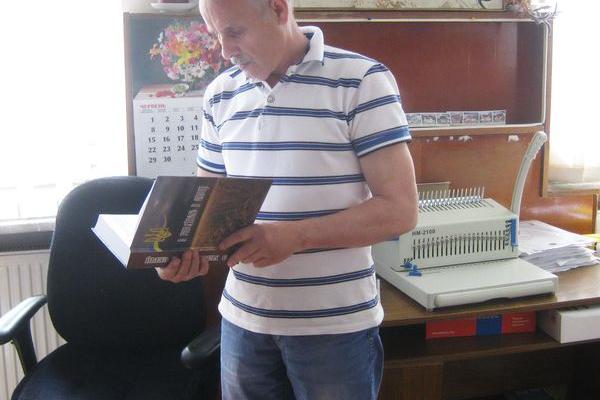 Нова книга Миколи Ковальчука з Теребовлі, що на Тернопільщині, документально відображає боротьбу земляків за волю України