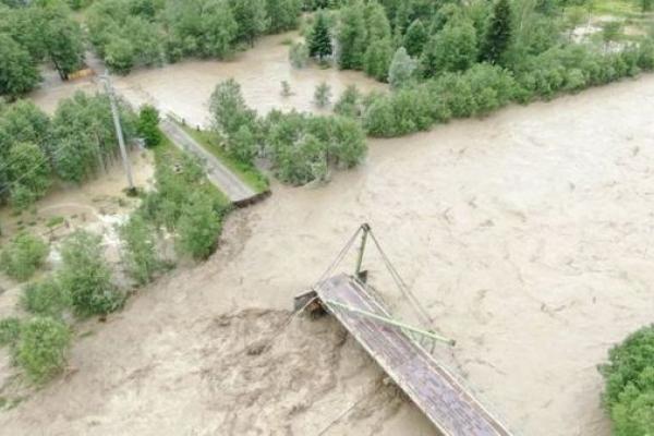 Українські міста можуть перетворилися на «нові Венеції» На східну Європу наступає субтропічний клімат з мусонними літніми опадами