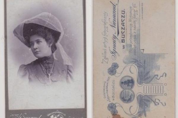 Стильні мешканці Бучача 100 років тому