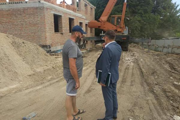 На Тернопільщині триває  «Велике будівництво»