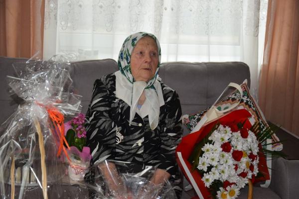Мешканка Тернопільщини відсвяткувала своє 100-річчя
