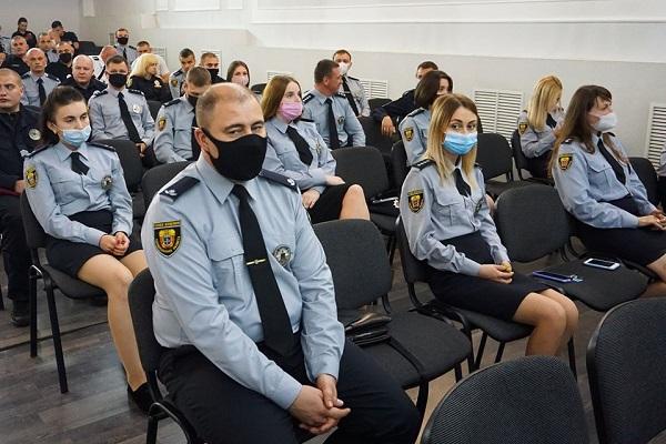 Тернопільська поліція святкує свою 5-річницю