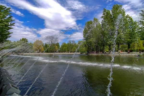 Тернопільський аераційний фонтан працюватиме цілодобово