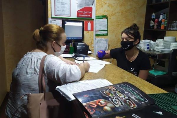 У Тернополі продовжують складати адмінпротоколи на підприємців
