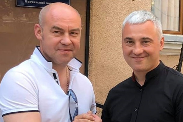 Сергія Надала обрали керівником Тернопільської міської організації ВО «Свобода»