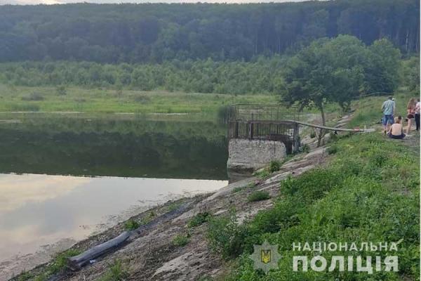 На Тернопільщині вода забрала життя двох підлітків
