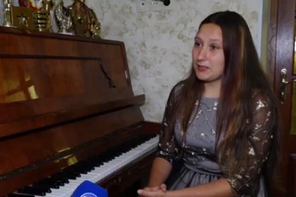 Дівчина з Тернопільщини виборола титул «Найталановитіша дитина України»