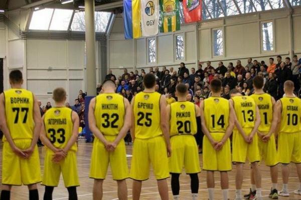 Баскетбольний клуб з Тернополя виходить у Суперлігу