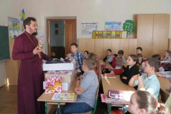 Сергій Надал: Християнська етика повинна бути у кожній школі