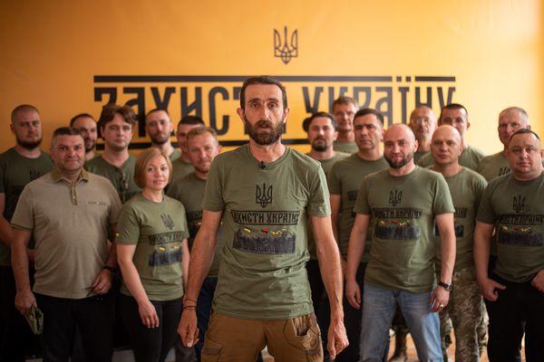 Громадський рух «Захисти Україну» ітиме на місцеві вибори спільно з Європейською Солідарністю (Відео)