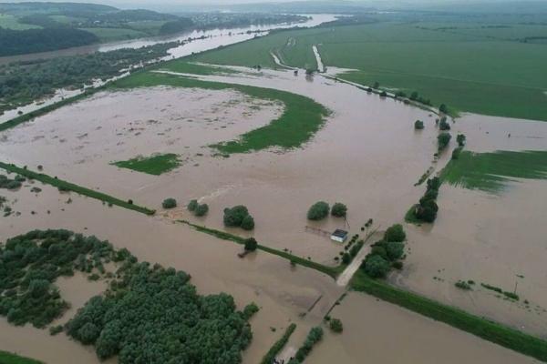 Підрахували вартість відновлення дамби на Тернопільщині, яка була пошкоджена під час паводку