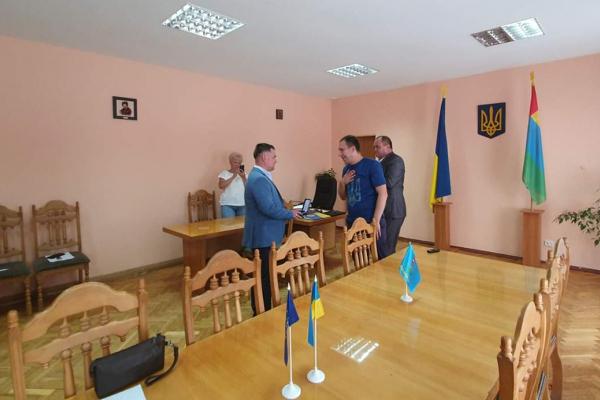 Медиків з Тернопільщини нагородили Почесними грамотами Верховної Ради України «За заслуги перед Українським народом»
