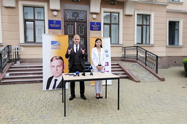 Будемо боротися із політичною машиною, яка осіла в Тернопільській міській раді, – кандидат на посаду міського голови Олексій Станько