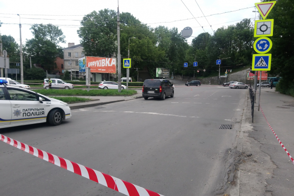«Через несправність»: тернополянин пояснив чому покинув автомобіль без нагляду