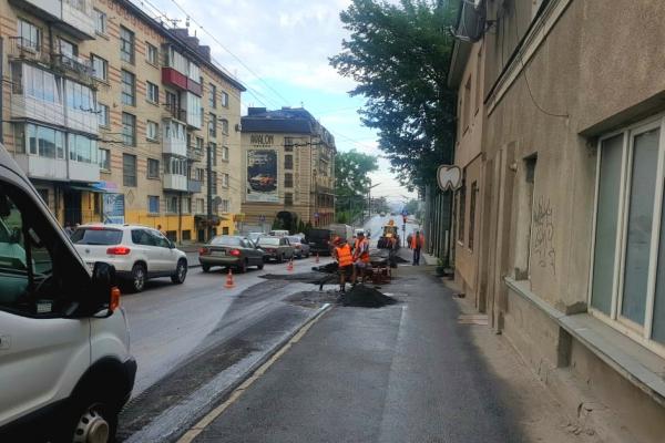 У Тернополі буде частково обмежено рух транспорту на просп. Степана Бандери