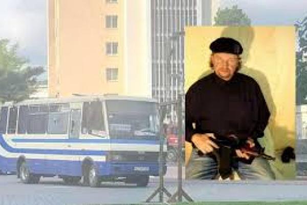 «Заручники у поганому стані»: терорист із Луцьк поспілкувався із журналістами
