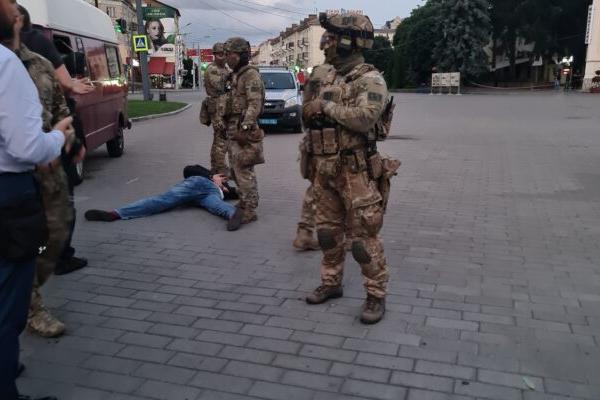 У Луцьку затримали терориста