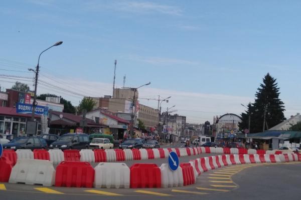 Увага! У Тернополі на Шептицького змінили Схему організації дорожнього руху
