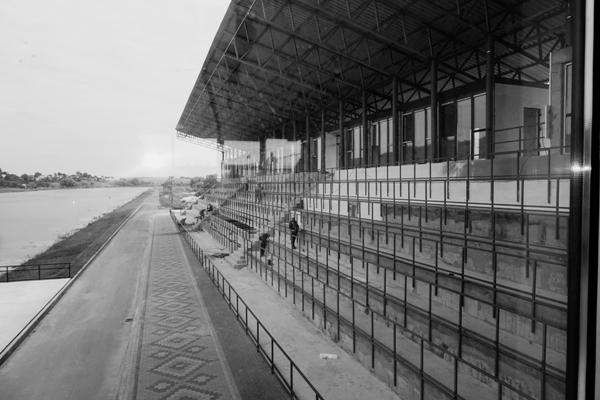 «Водна арена Тернопіль» стане візиткою всієї України: Міністр Олексій Чернишов проінспектував будівництво