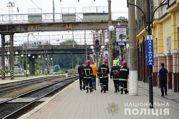 «Вирішив розважитися»: 30-річний чоловік повідомив про замінування залізничної колії в Тернополі