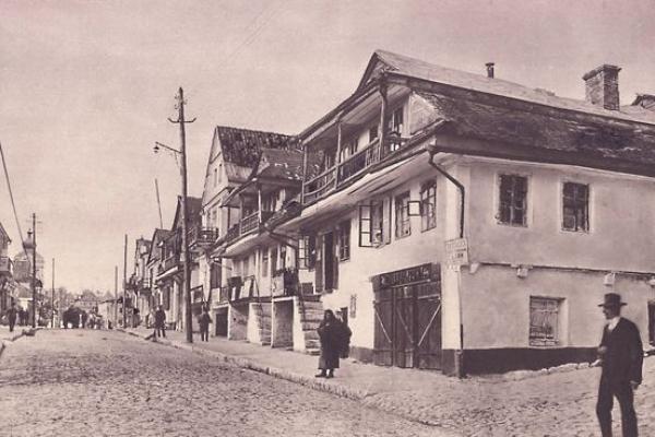Кременець на фото 1932 року