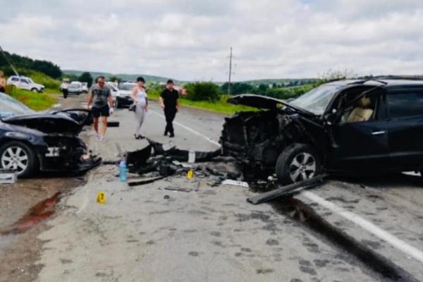Тернополяни потрапили на Івано-Франківщині у жахливу аварію