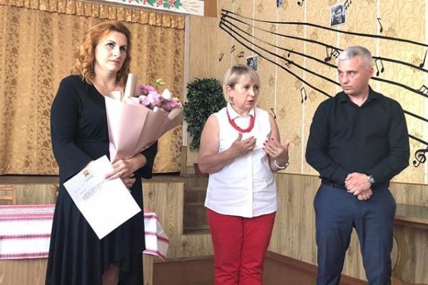 Тернопільське вище професійне училище ресторанного сервісу і торгівлі має нового директора