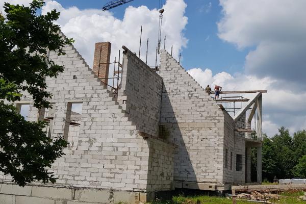 На Тернопільщині триває будівництво музею лемківської культури