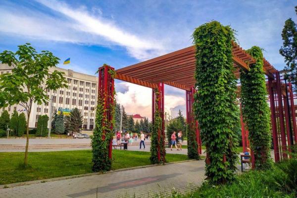 Тернопіль отримав грант для озеленення міста