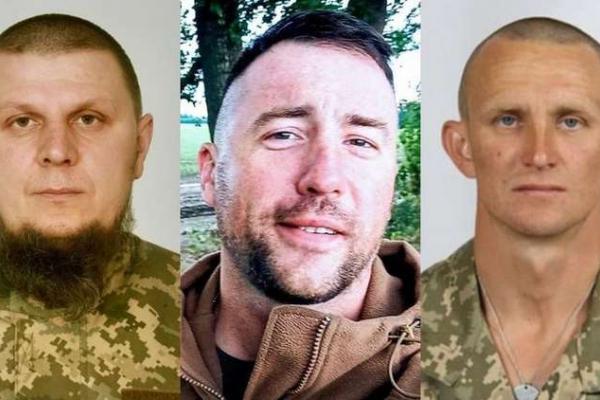 Українці вимагають надати звання «Героя України» загиблим під Зайцевим бійцям та медику