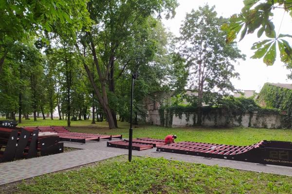 У Борщівській громаді облаштовують скейт-парк