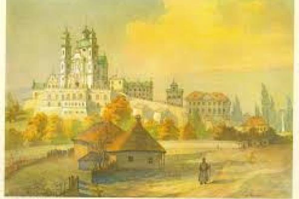 На Тернопільщині виставлятимуть акварелі Тараса Шевченка