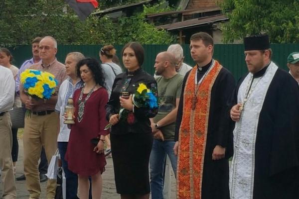 За упокій жертв Чортківської тюрми помолилися в Умані