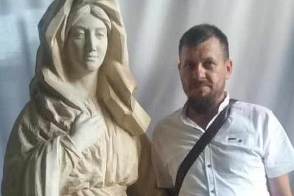 Біля цілющого джерела на Тернопільщині встановлять фігуру святої Анни