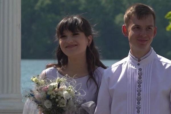 У Тернополі молодята встановили новий рекорд України