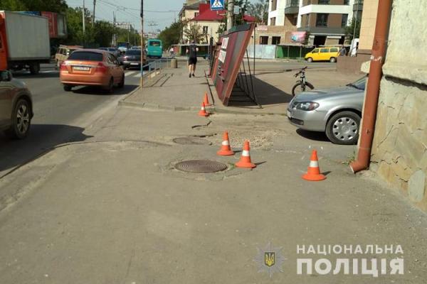 У Тернополі ДТП: велосипедист не розминувся з автівкою