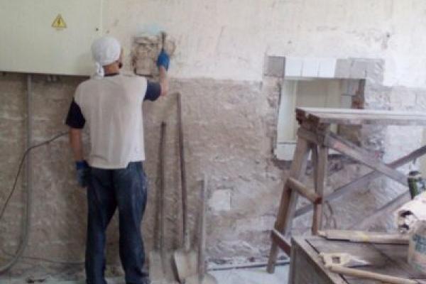 У школах Тернопільщини проводять капітальні ремонти харчоблоків