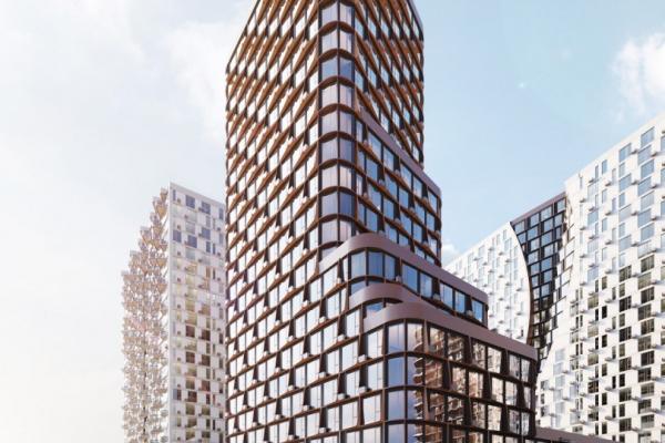Архітектори презентували оновлену концепцію ЖК CREATOR CITY