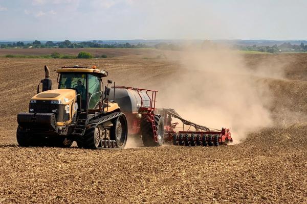 «Контінентал Фармерз Груп» розпочала посів озимих під урожай-2021