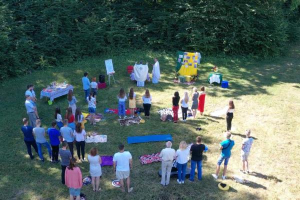 «Сервери християнської моралі»: у Борщівській ОТГ відбулася молодіжна зустріч