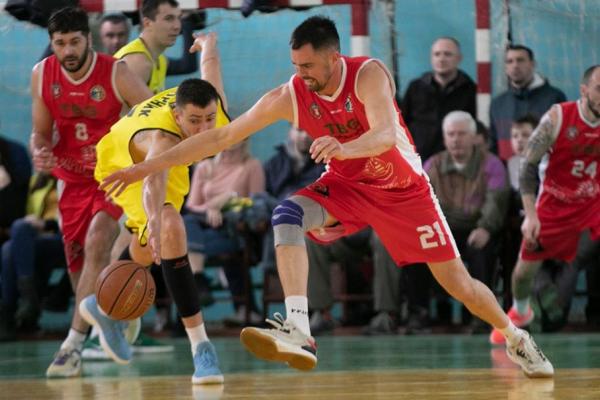 Тернопільський баскетбольний клуб активно готується до Суперліги