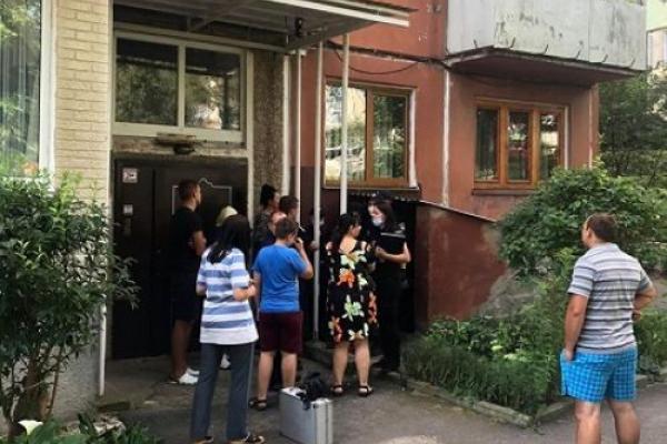 У Тернополі люди впіймали підвального крадія