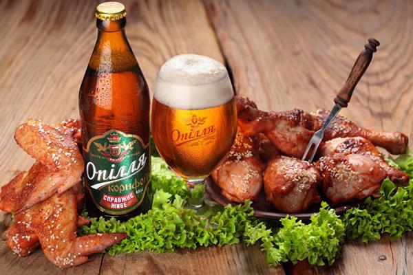 З чим краще пити добре пиво