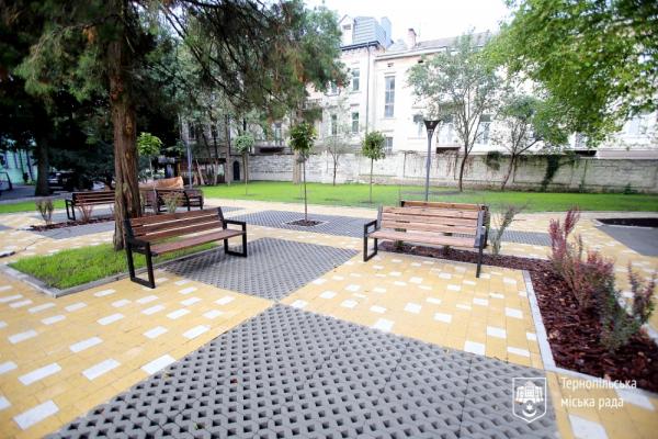 «Комплексне Трансфер-містечко»: у Тернополі відкриють нову культурно-відпочинкову зону