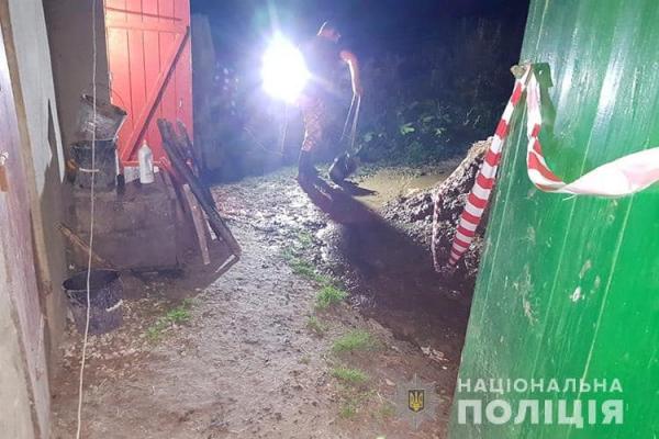 Мати двох дітей: на Тернопільщині жінка викинула немовля у дворовий туалет