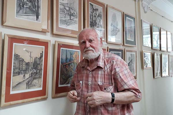 Євген Удін: «Тернопіль – це моя велика любов»