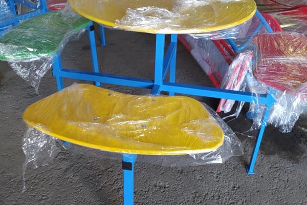 Тернопільщина: у Зборівській ОТГ встановлять нові дитячі майданчики