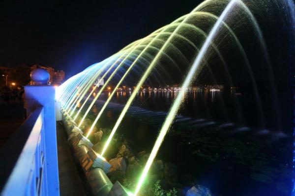 У Тернополі збільшать аераційний фонтан